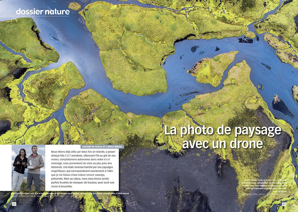 image nature revue carole reboul