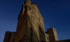 Château de Portes - de Nuit.