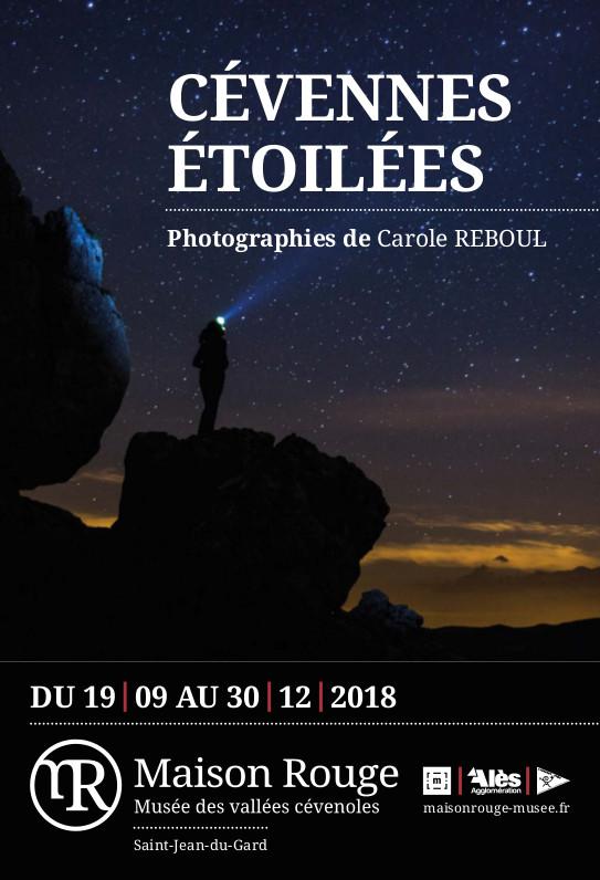 affiche expo Reboul cevennes