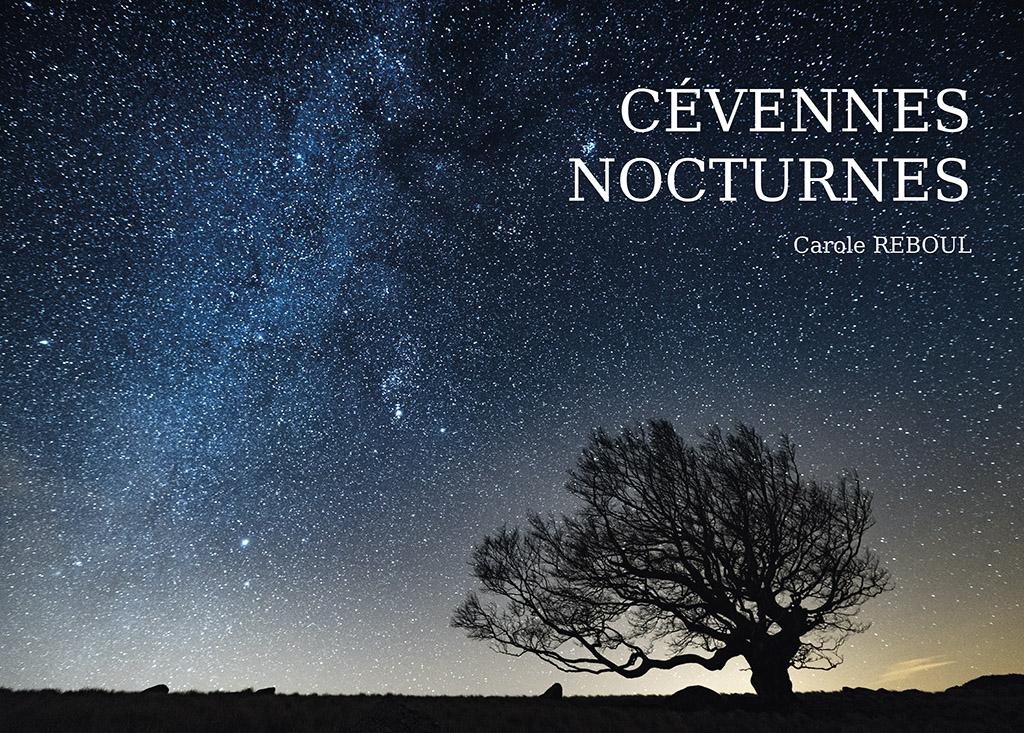 livre cevennes nocturnes carole reboul