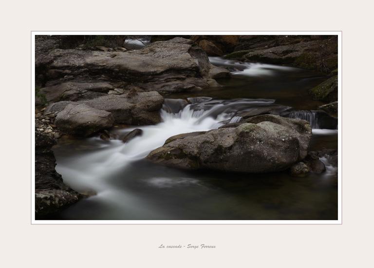 cascade Serge